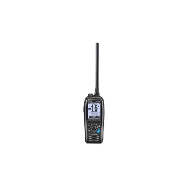 Icom IC M 93 D VHF/DSC radio med GPS.