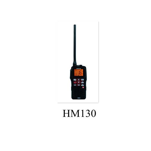 Himmunikation HM 130 VHF radio.
